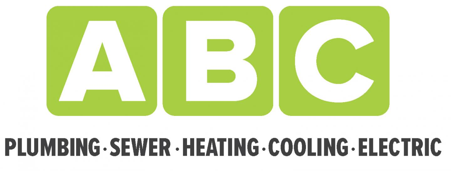 Electrician Contractor  ABC Plumbing, Sewer, Heating, Cooling, and Electric Logo